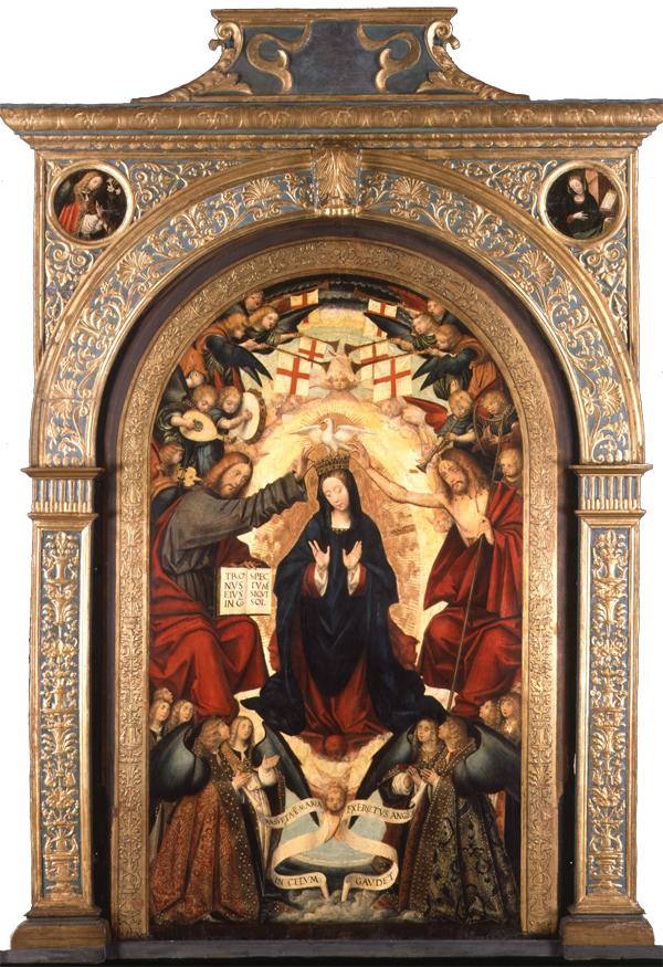 6 Incoronazione Vergine_Annunziazione _PalMadamaWEB-3145