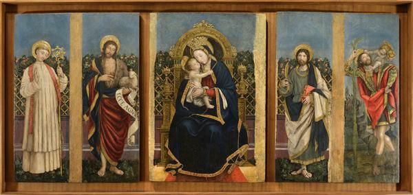 BIELLA-MusTerrit- Madonna-4 santi