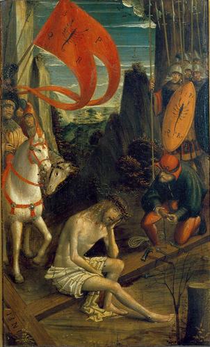 Bergamo Cristo seduto58AC00091