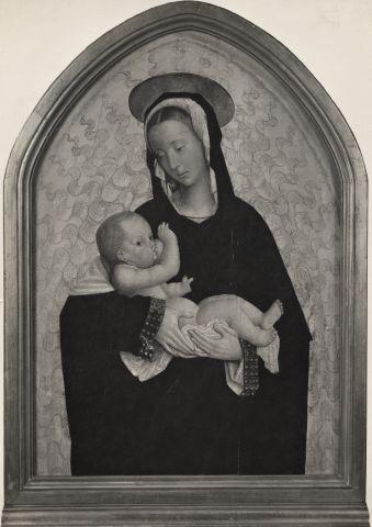 Madonna (che allatta)Bambino-Zeri60058