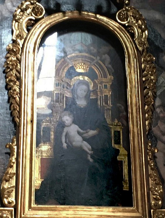 Savona-photo madonna