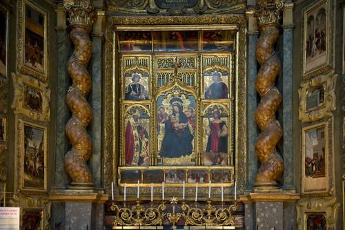 Torino, Duomo, Politt Ss Crispino e Crispiniano (part)